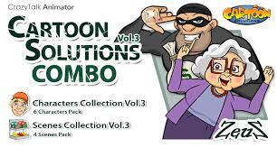 CrazyTalk Animator 3 31 3514 1 Crack + Activation Code Free