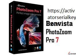 Benvista PhotoZoom Pro 8.0 Crack + Keygen Free Download 2019