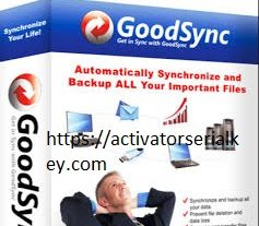 GoodSync 10.10.2.2 Crack + Serial Number Free Download 2019