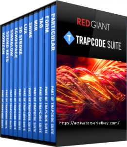 Red Giant Trapcode Suite 15.1.7 (x64) Crack 2020