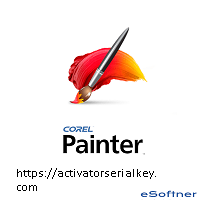Corel Painter 20.1.0.284 Crack & Keygen 2020