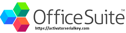 OfficeSuite Premium Edition 3.90 Latest Crack