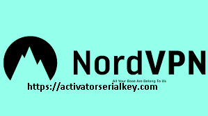 NordVPN 6.26.14.0 Crack & Serial Key 2020