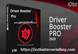 IObit Driver Booster Pro 7.3.0.665 Crack With Latest Version