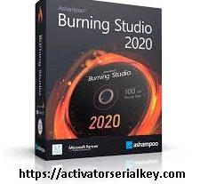 Ashampoo Burning Studio 9 Crack With Licence Key