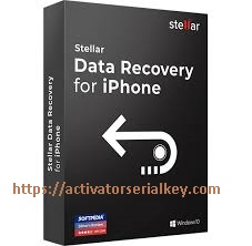 Stellar Data Recovery for iPhone 5.0.0.6 Crack & Serial Key