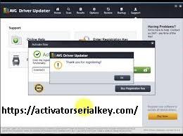 AVG Driver Updater 2.5 Crack & Full Serial Key
