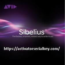 Avid Sibelius Ultimate 2020 Crack With Latest Version