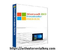 Microsoft ISO Downloader Premium Crack + License Key