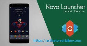 Nova Launcher Prime 6.2.9 Crack & Serial Key 2020