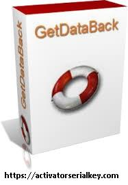 GetDataBack for NTFS 4.33 Crack With License Key 2020