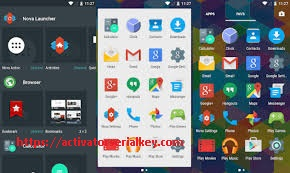 Nova Launcher Prime 6.2.9 Crack & Serial Key 2020