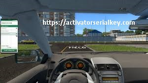 City Car Driving 1.5.1 Crack With License Key 2020