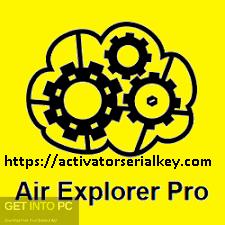 Air Explorer Pro 2.9.0 Crack With License Key 2020