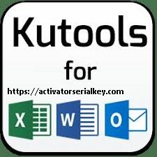 Kutools for Excel 21.00 Crack With Serial Key 2020