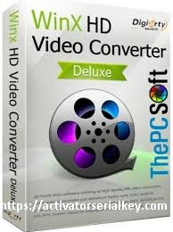 WinX HD Video Converter Deluxe 5.16.0 Crack With License Key 2020