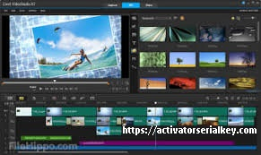 Corel VideoStudio 2020 Crack With License Key