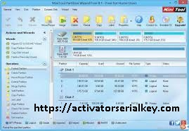 MiniTool Partition Wizard 12.0 Crack With License Key 2020