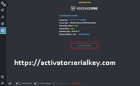 Voicemod Pro 1.2.6.8 Crack With License Key 2020