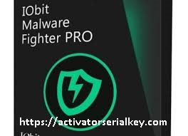 IObit Malware Fighter PRO 7.6.0.5846 Crack With License Key 2020