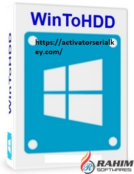 WinToHDD Enterprise 4.4 Crack