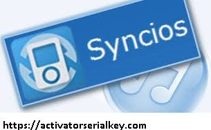 Syncios 6.6.8 Crack With Serial Key 2020