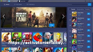 BlueStacks 4.220 Crack