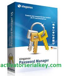 Steganos Password Manager Crack 22.3.0 With Serial Key Free Download 2021