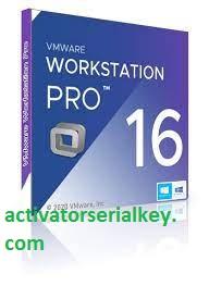 VMware Workstation Pro 16.1.2 Crack Activation Key Free Download 2021